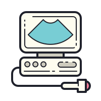 Ultrasound Machine icon
