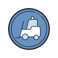 Use Forklift icon