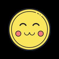 Color Hand Drawn icon