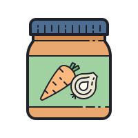 Vegetable Bouillion Paste icon