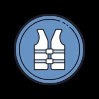 Wear Life  Jacket icon