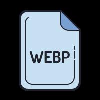 WEBP icon