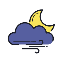 Windy Night icon