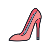 Women Shoe Diagonal View icon