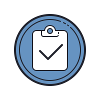 Work Authorisation icon