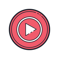 Youtube Music Icons Free Download Png And Svg