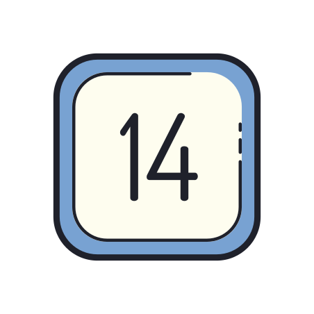 14 icon