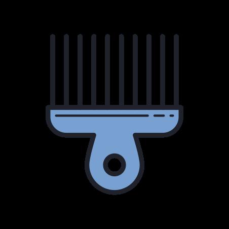 Afro Pick icon