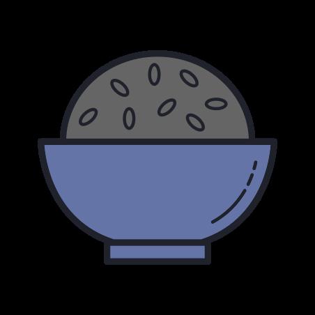 Black Sesame Seeds icon