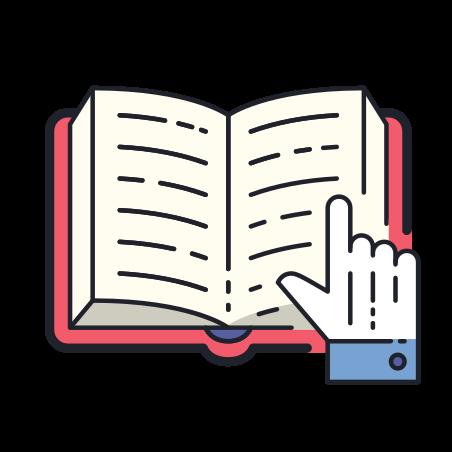 Book Reading icon