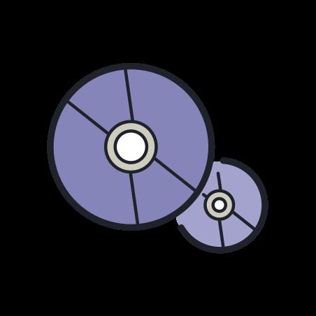 光盘 icon