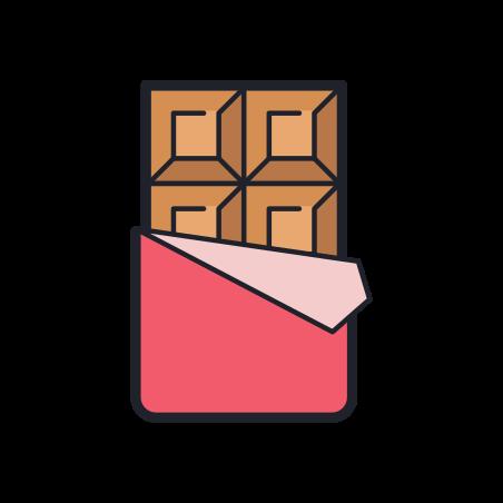 Плитка шоколада icon