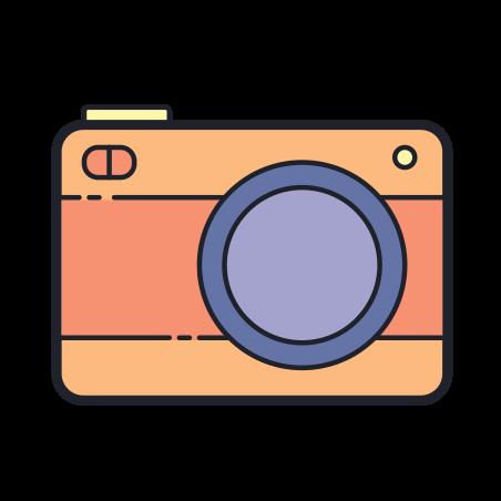 컴팩트 카메라 icon