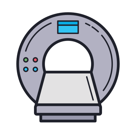 CT Scanner icon