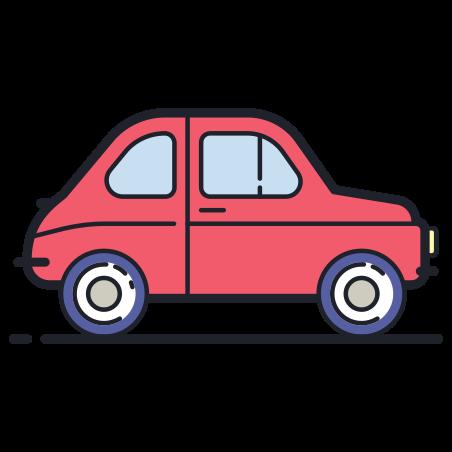 Fiat 500 icon