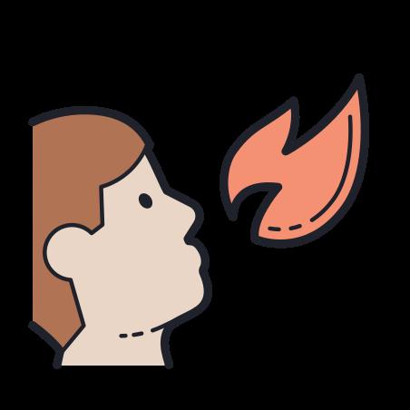 Firebreather icon