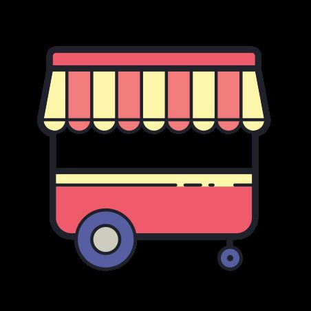 Food Cart icon