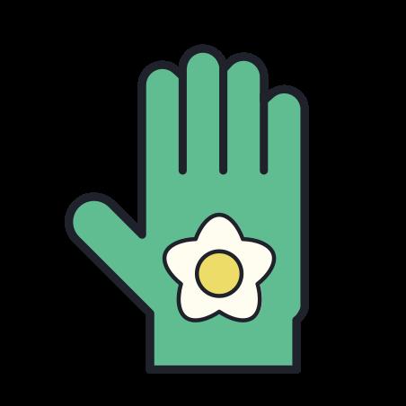 정원 장갑 icon
