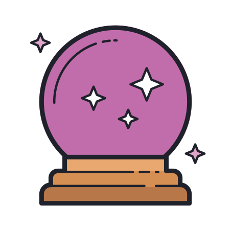 Magic Crystal Ball icon