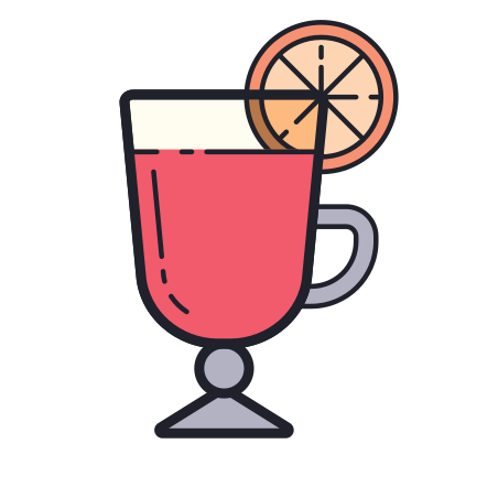 Glühwein icon