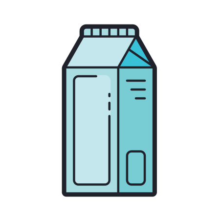 Pack Of Milk icon
