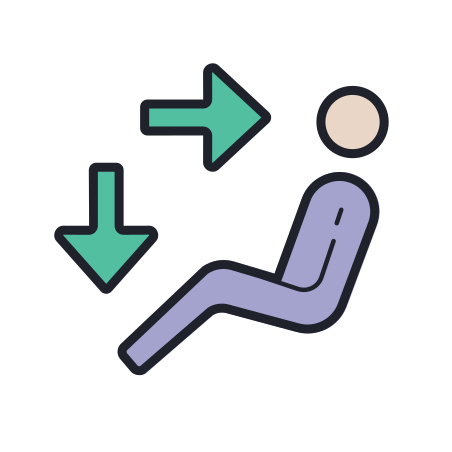パネルとフットアウトレット icon
