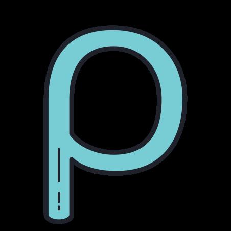 Rho icon