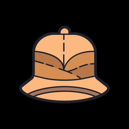 Safari Hat icon