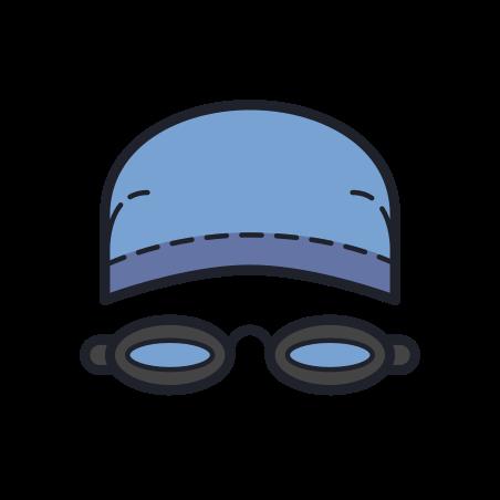 Gorra de natación icon