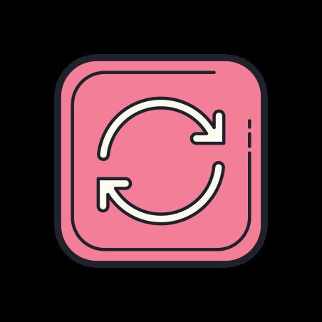 동기화 icon