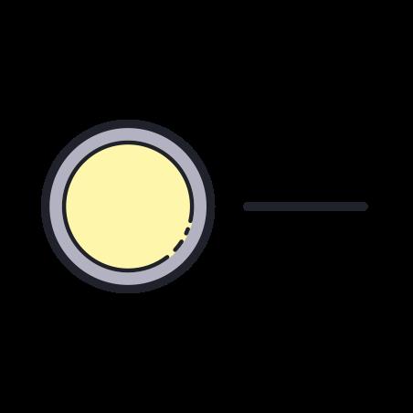Unchecked Radio Button icon