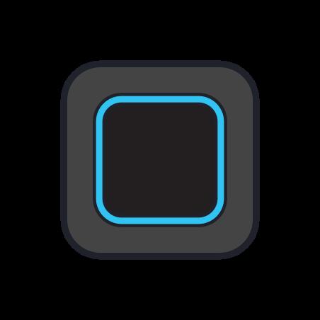 Widgetsmith icon in Color Hand Drawn