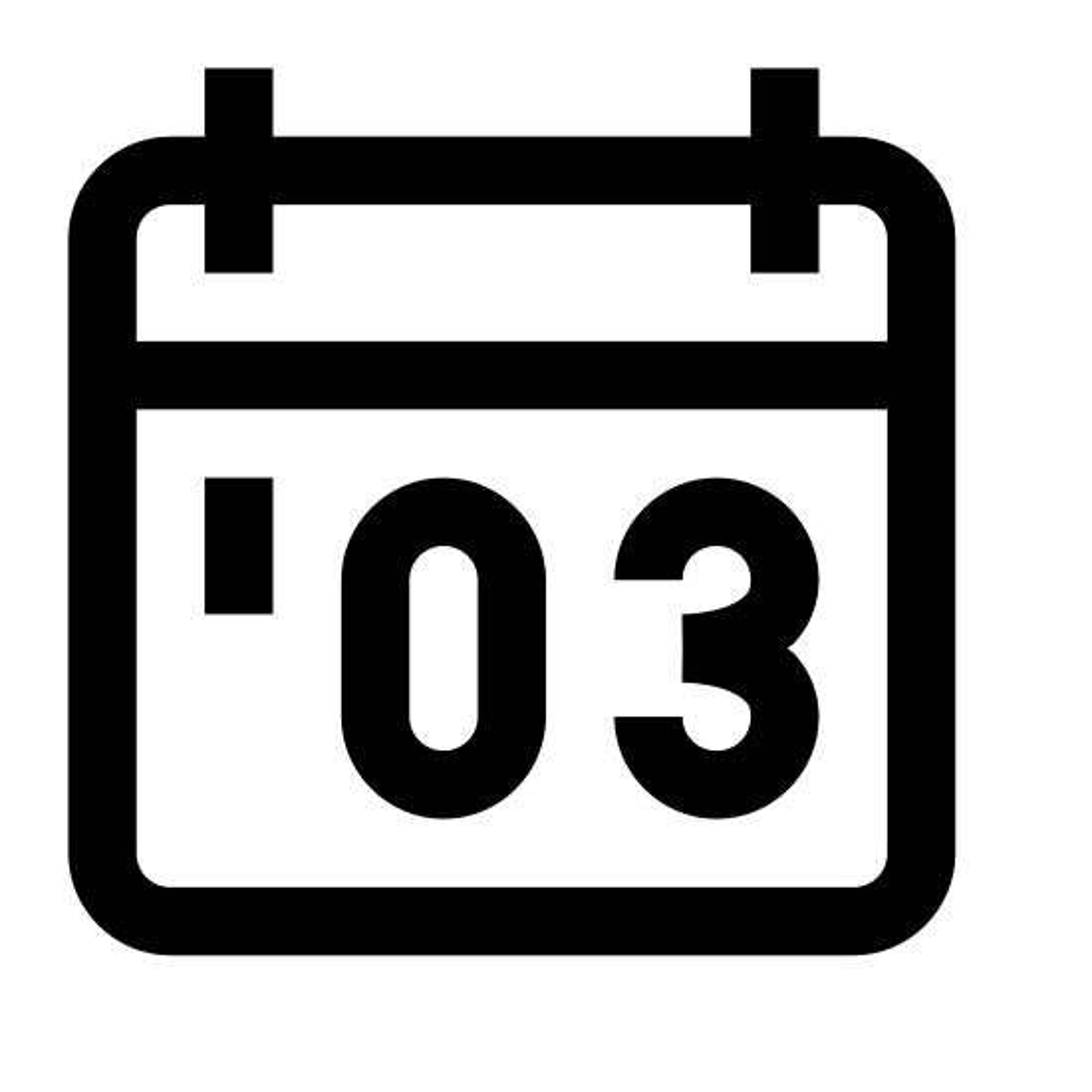 2003 icon