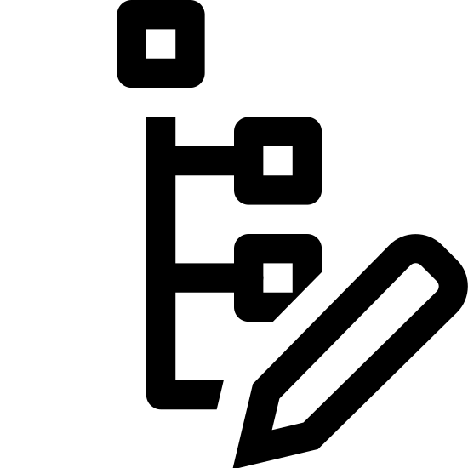 Edit Node icon