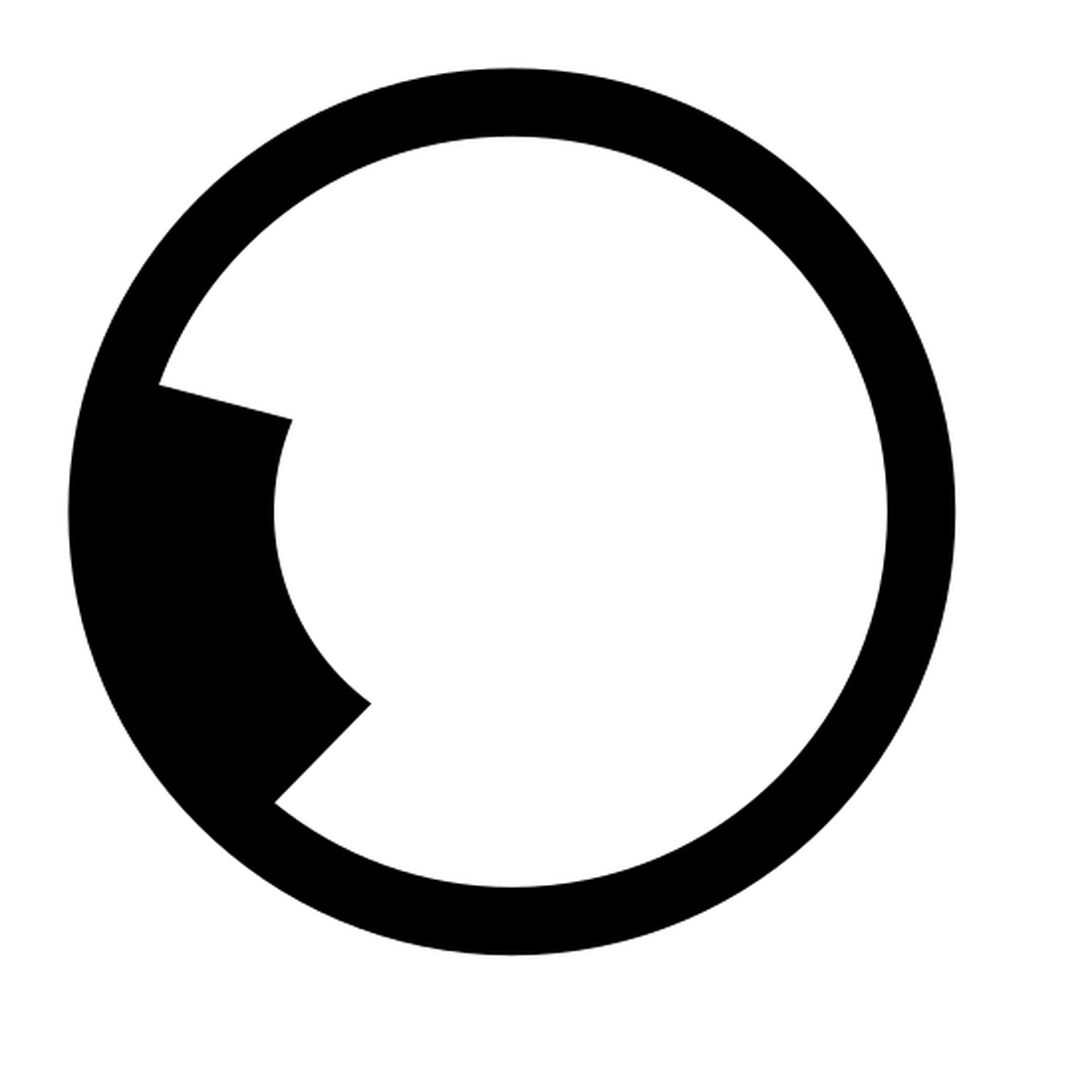 Light Dimming 20 Percent icon