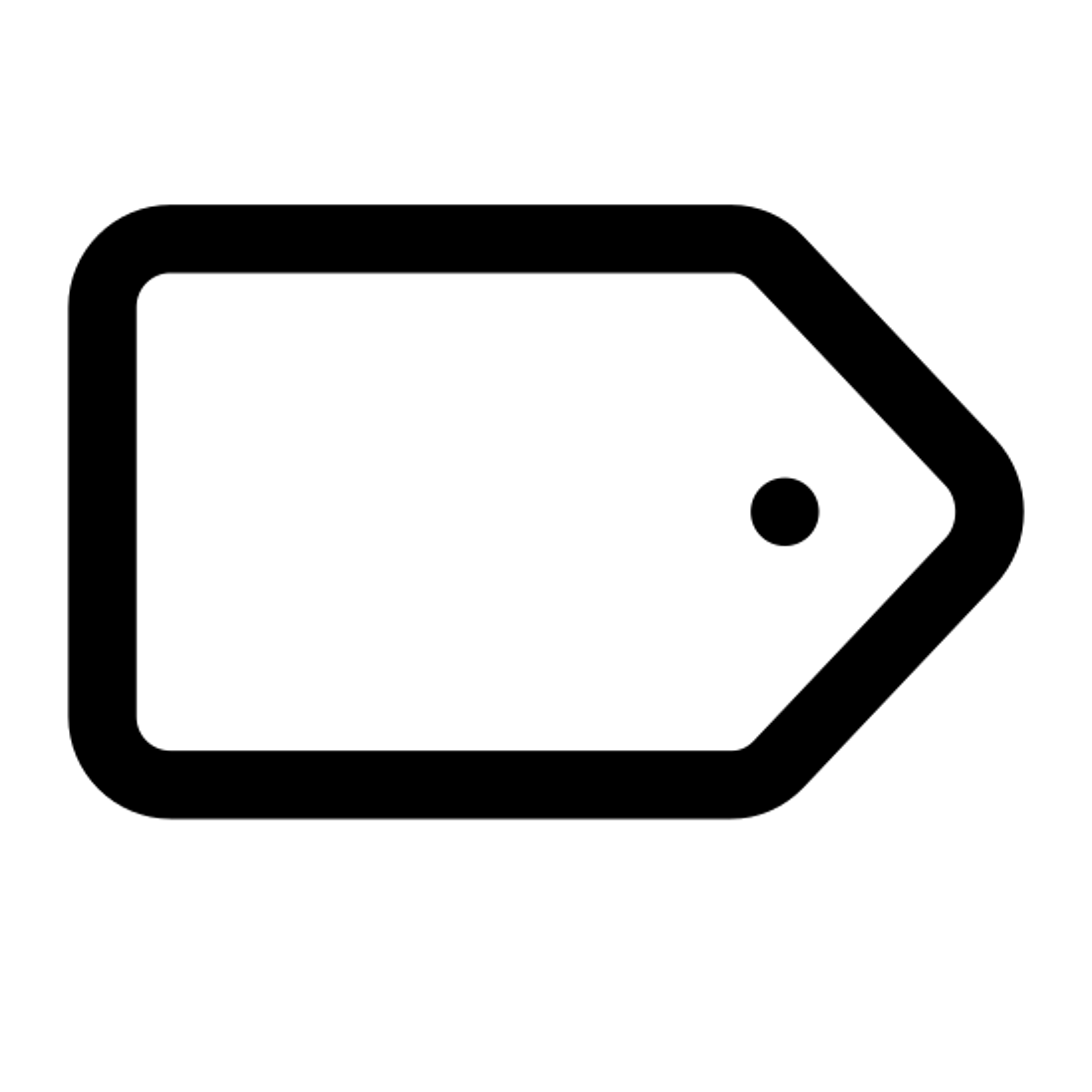 Tag Window icon