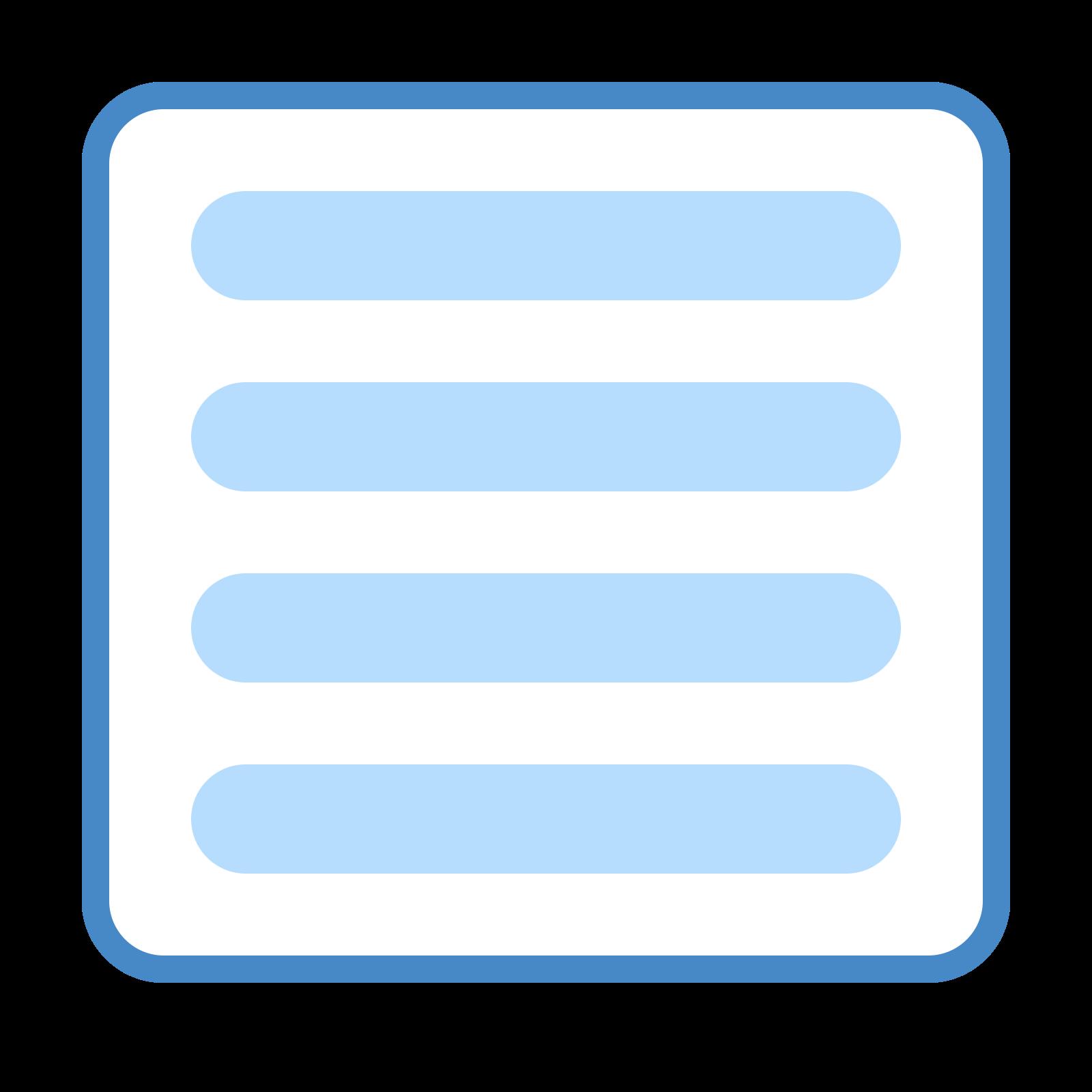 Kanał aktywności icon