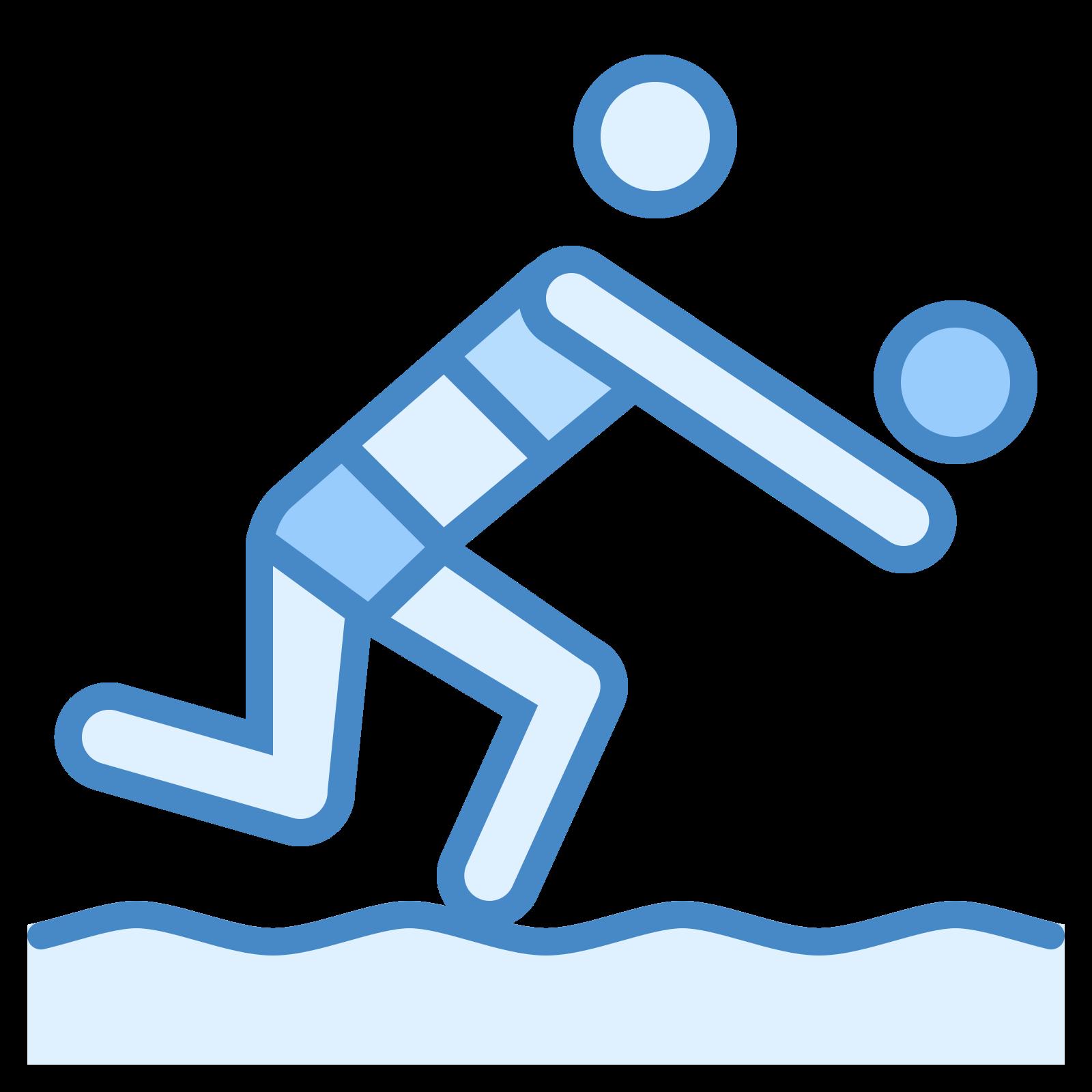 Voleibol de playa icon