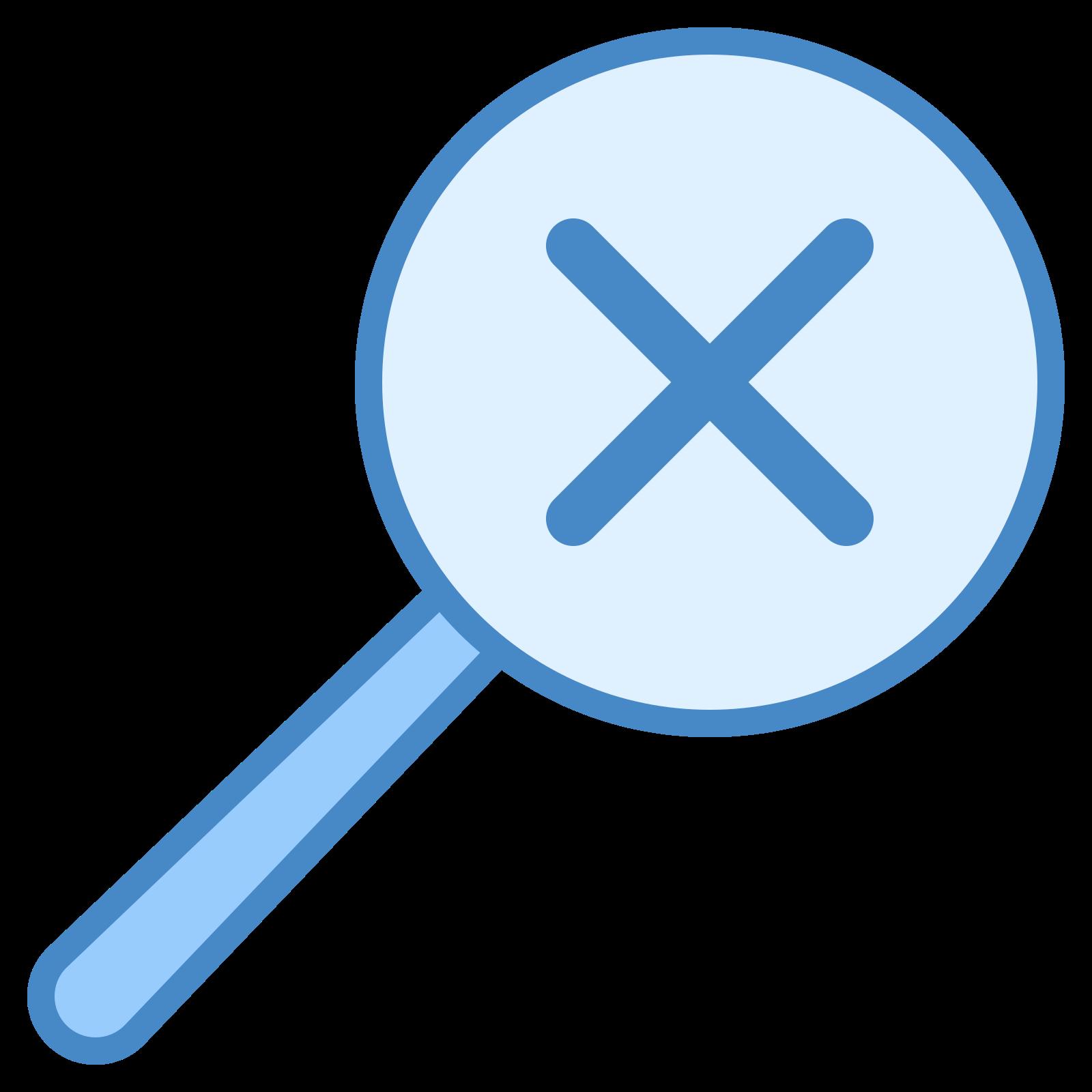 Очистить поиск icon