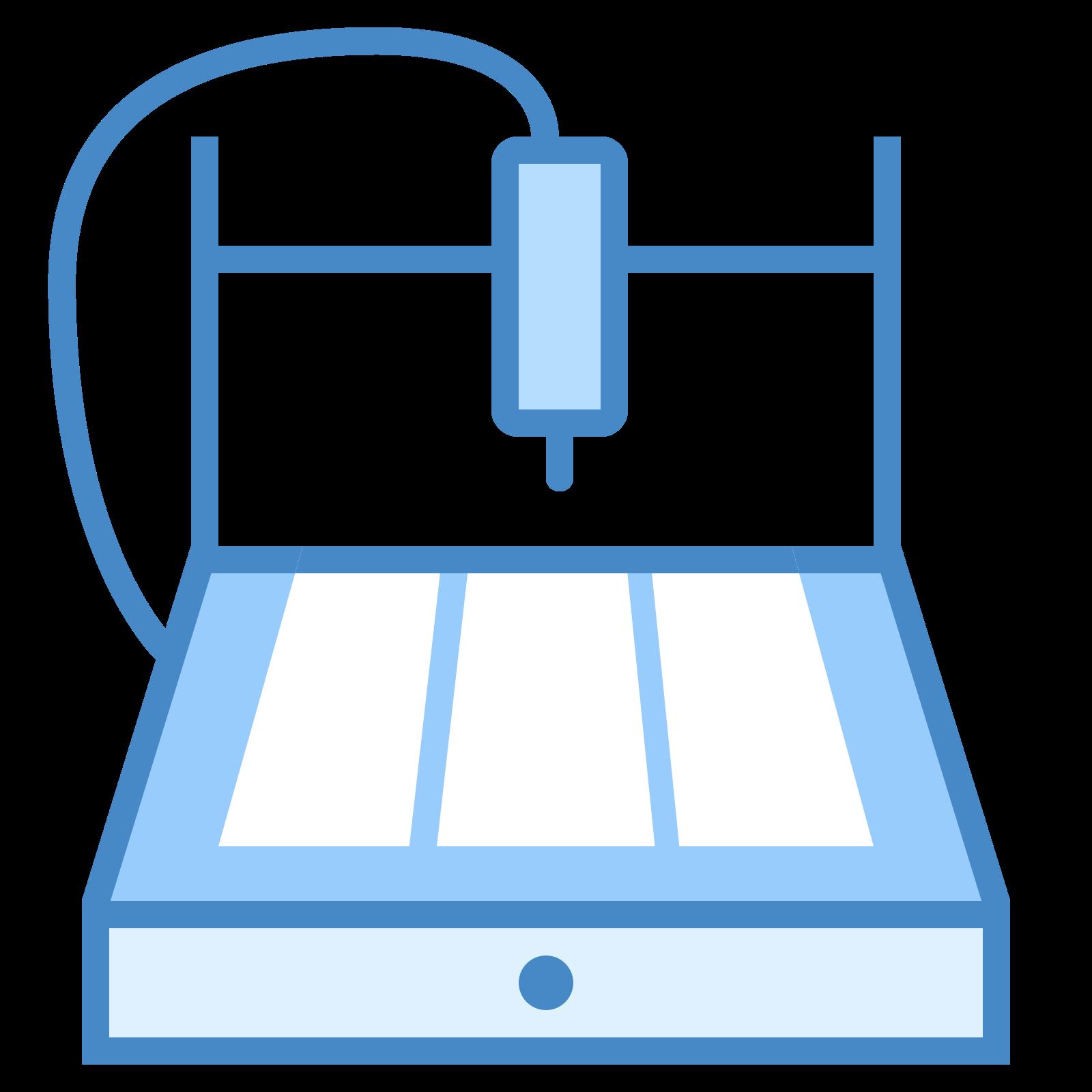 CNC Machine icon
