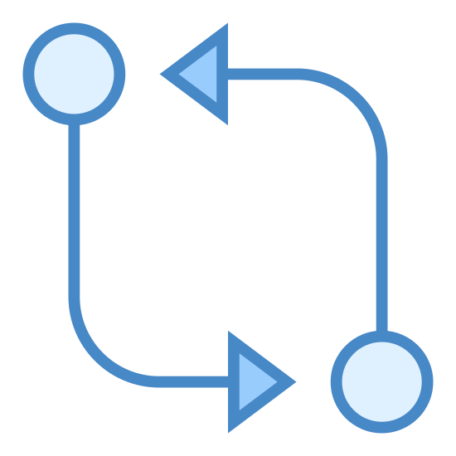 Compare Git icon