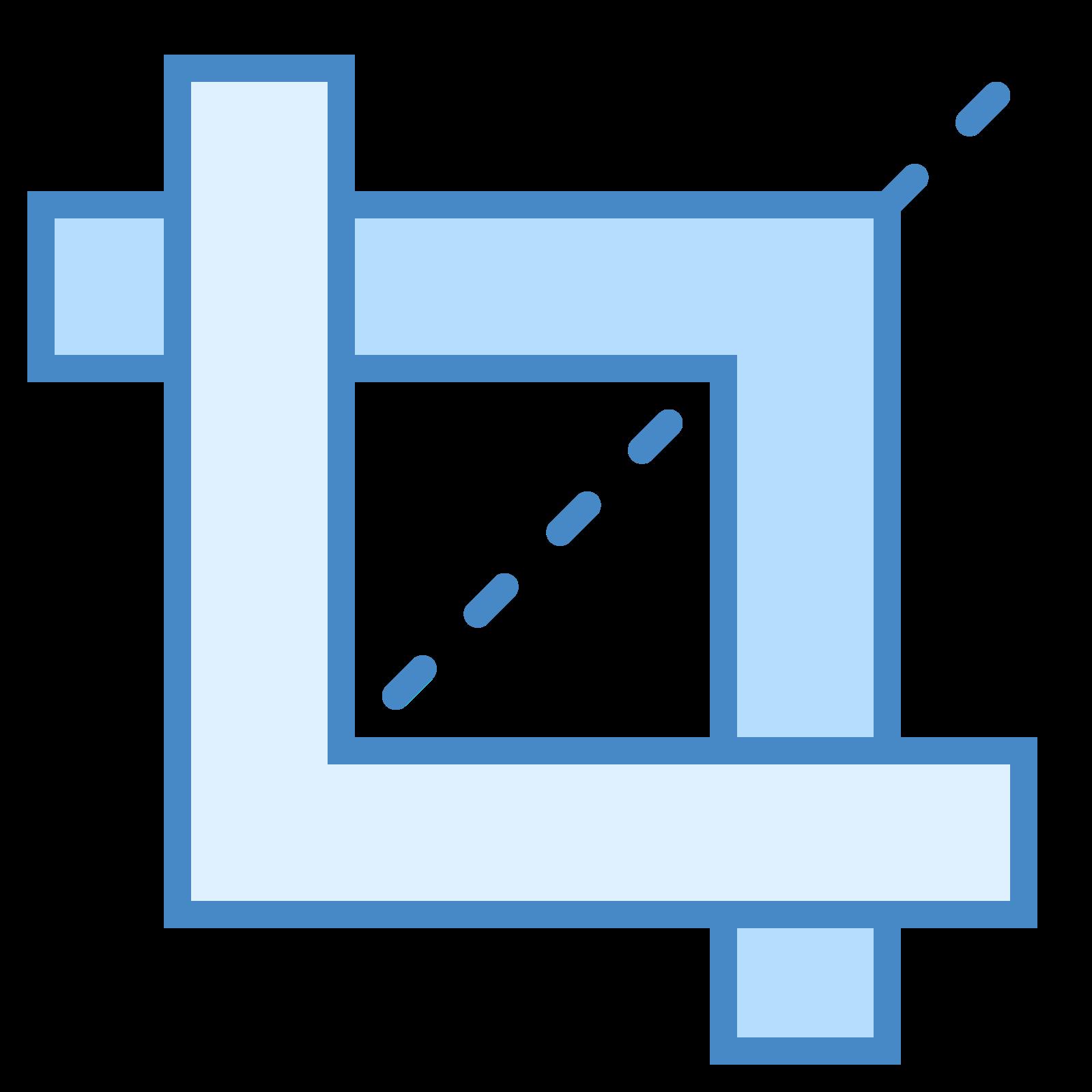 Przytnij icon