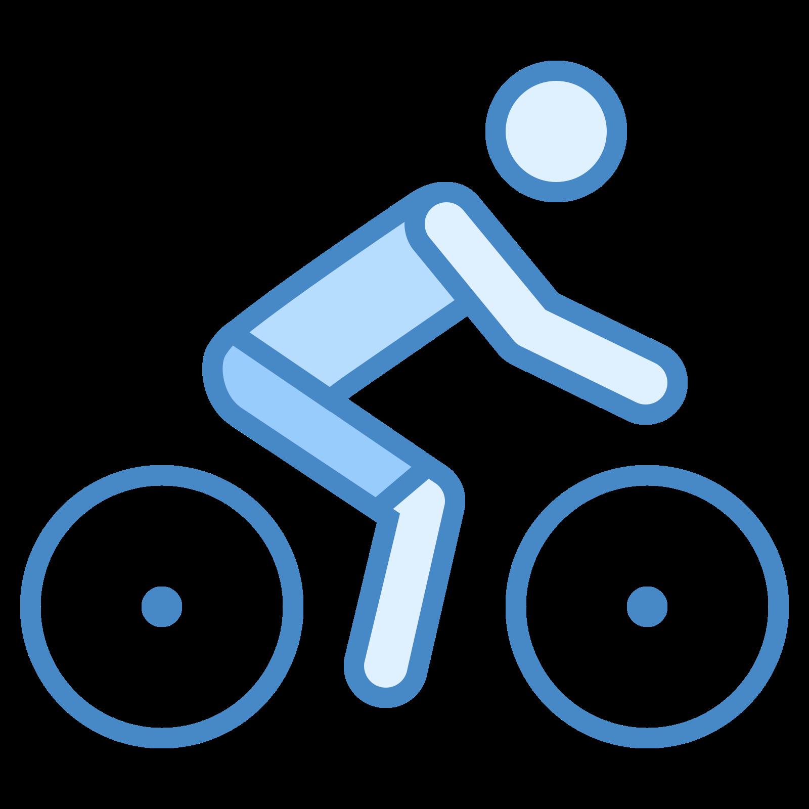 Droga rowerowa icon