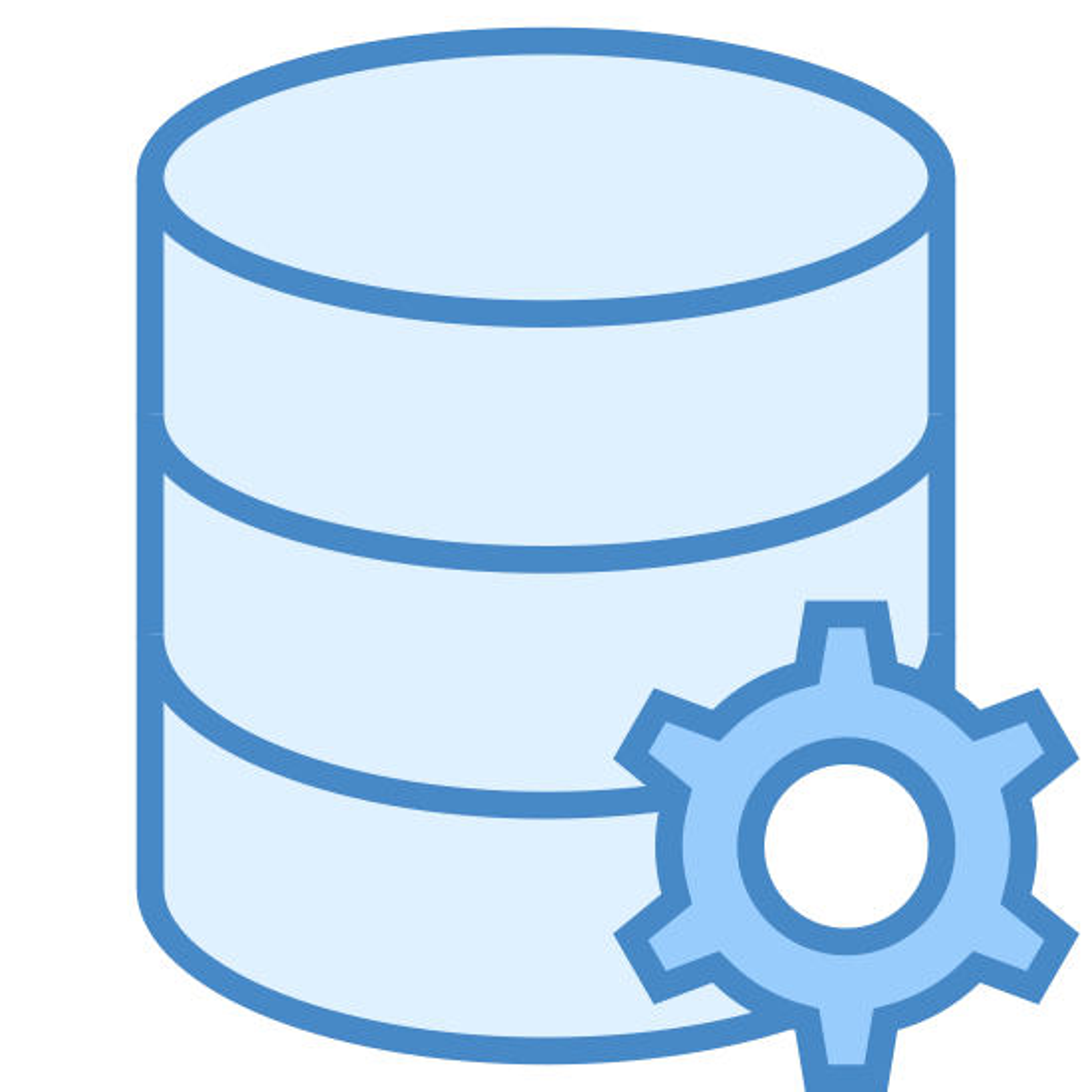 Konfiguracja danych icon