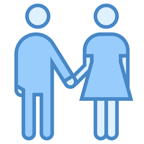 Romance icon. Date man Woman is when a man feels significant feeling for someone of the opposite gender. So for this instance, woman. You begin dating, so you go around and show affection for each other through visual interpretation.