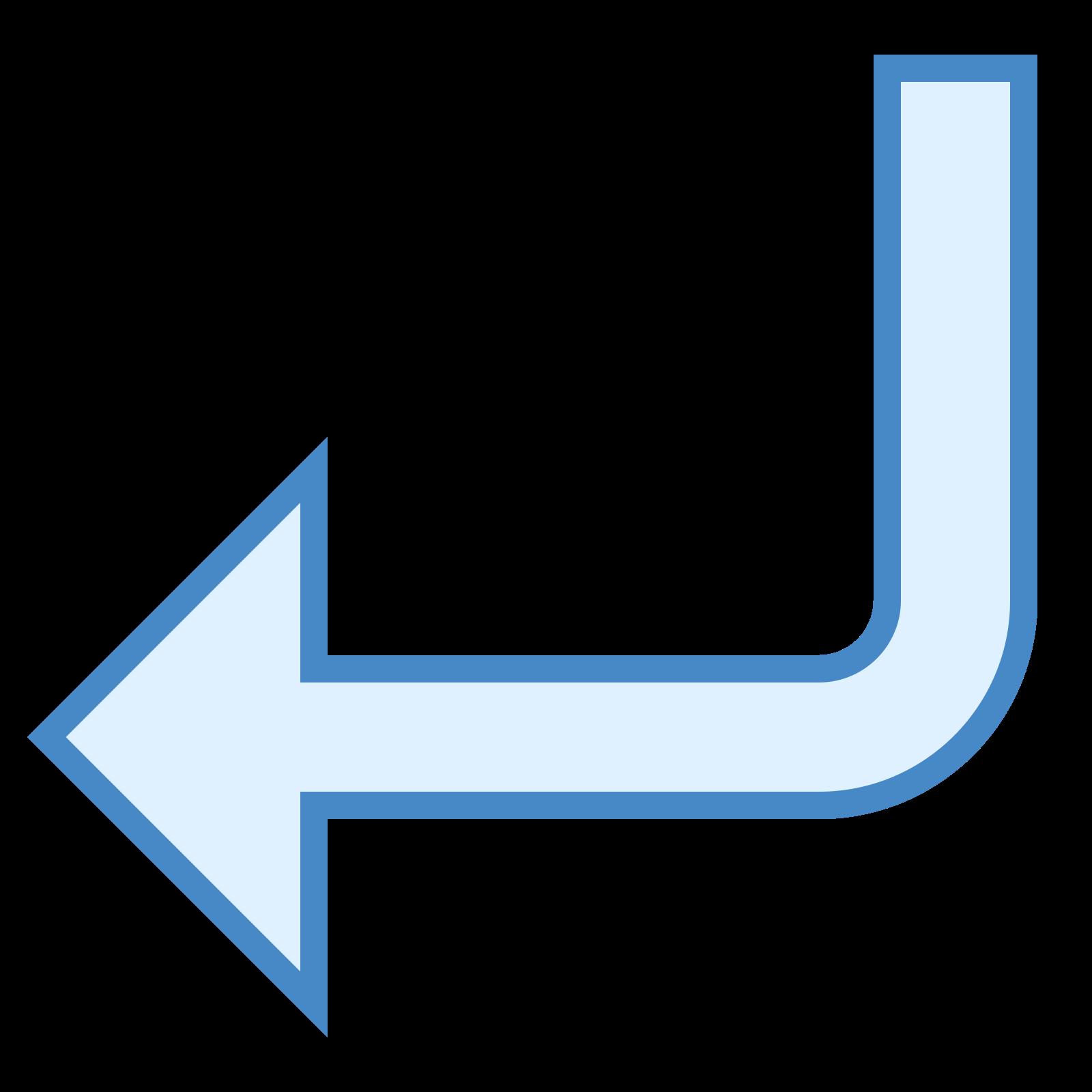 Abaixo e à esquerda icon