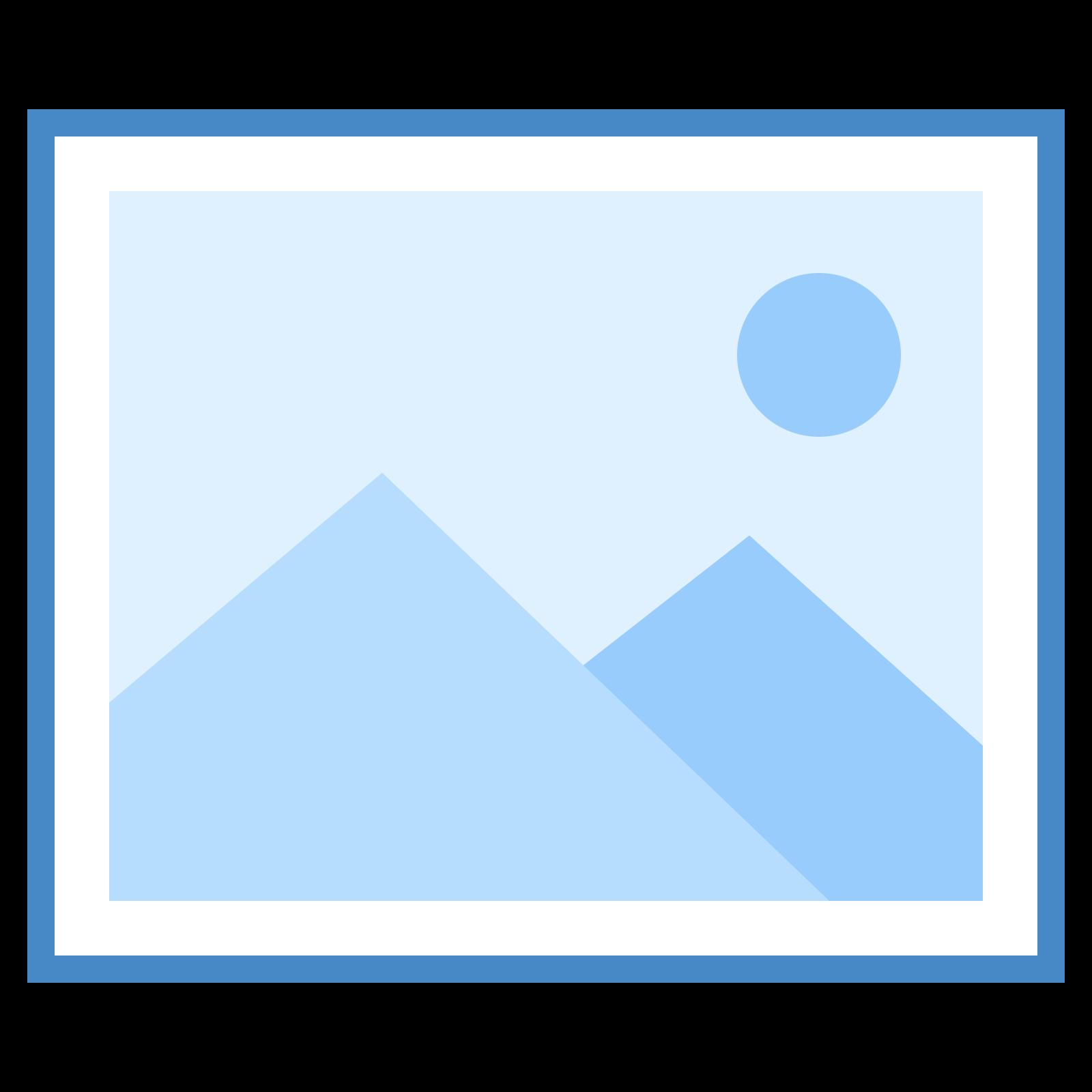 フルイメージ icon. The image is of a four sided square. The square is completely closed with no breaks in the lines. There inside of the square is blank. There is nothing on the inside or outside of the square.