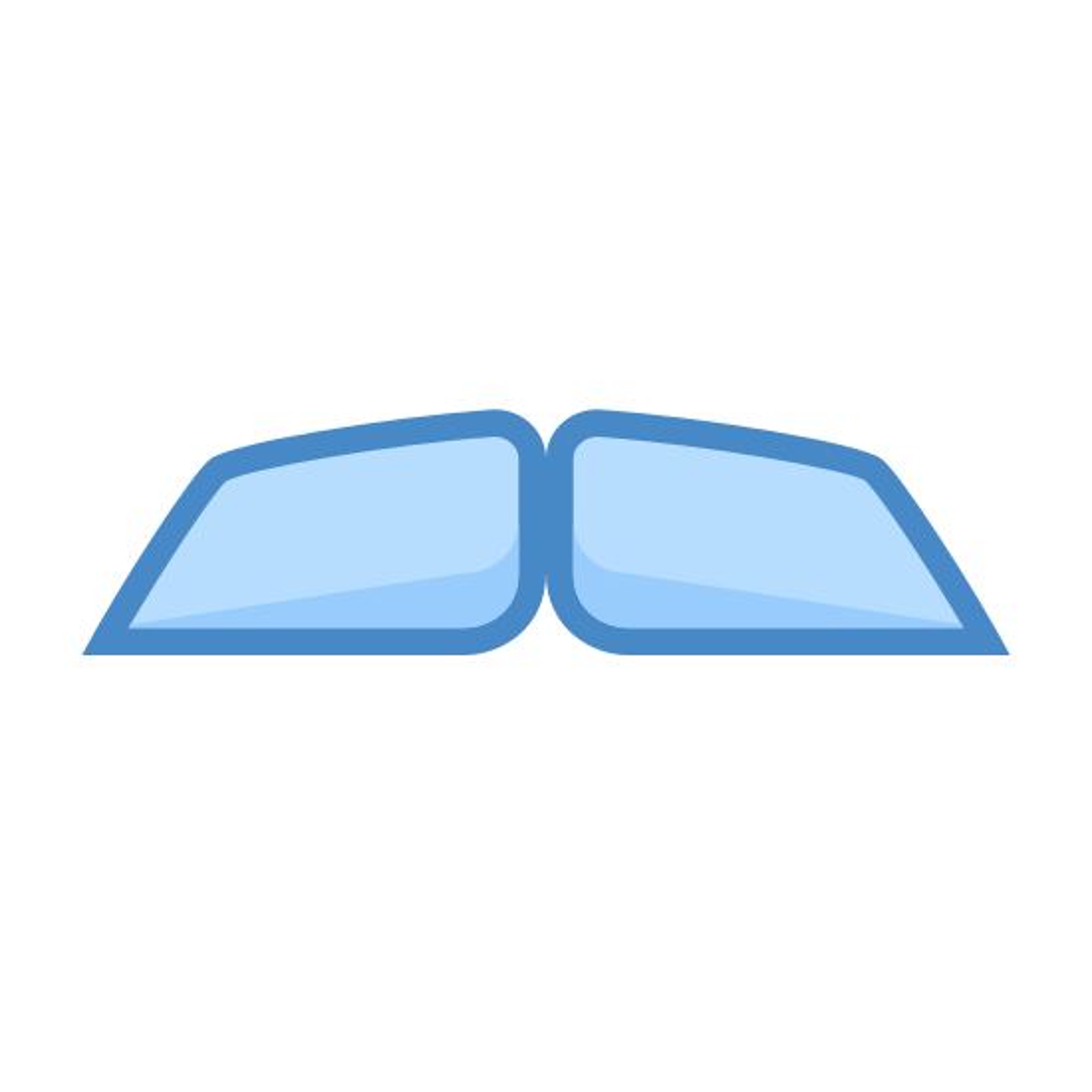 Lampshade Mustache icon