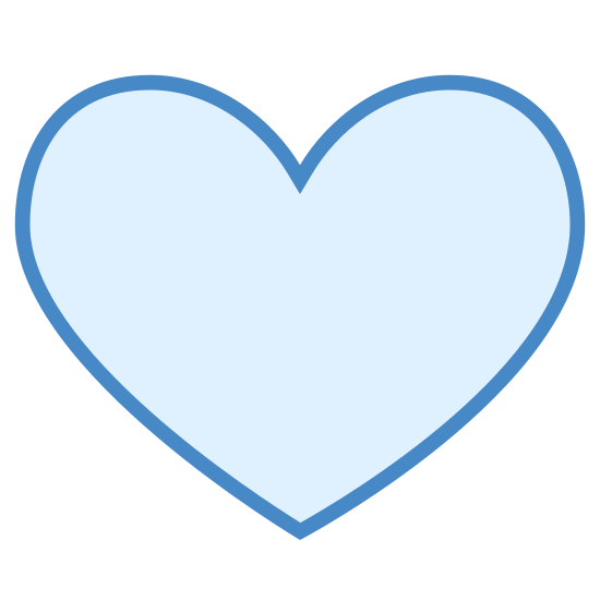 Gefällt mir icon. The icon that is used for like is a heart. A heart that shows that you feel positive about a comment made, or a story that you are reading, or pretty much anything that is uplifting.