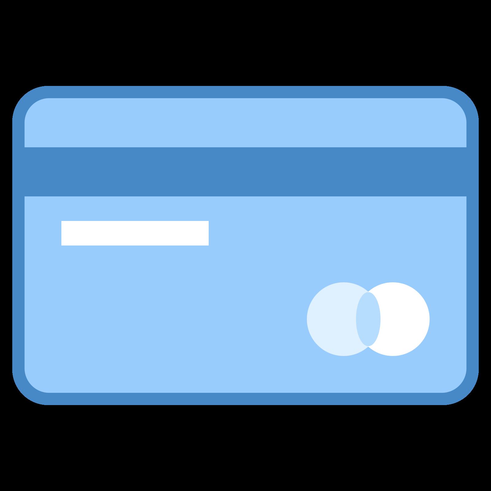 Karta kredytowa MasterCard icon